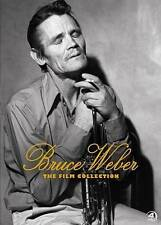 Bruce Weber: The Film Collection - 1987-2008 (DVD, 2013, 4-Disc Set) NEW