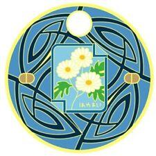 Pathtag 31734 - Daisy JMC - Japanese Manhole Cover