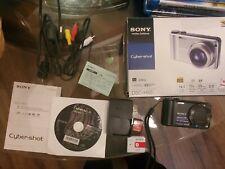 New ListingSony Dsc-H55 14.1Mp Cybershot Point & Shoot Digital Camera Super Shape N Box