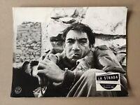 La Strada / Das Lied der Straße (Foto '56) - Anthony Quinn / Federico Fellini