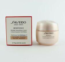 Shiseido Benefiance Wrinkle Smoothing Cream 75 ml FORMATO PROMOZIONALE GRANDE