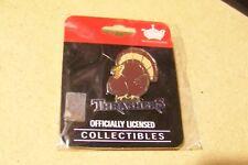 Atlanta Thrashers Thanksgiving turkey lapel pin