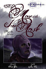 The Man in the Iron Mask (Graffex), Alexandre Dumas, Jim Pipe, New Book