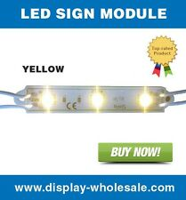 Signworld Led Sign Module (Yellow)