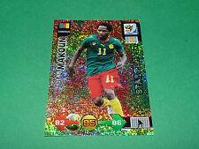 MAKOUN CAMEROUN PANINI FOOTBALL FIFA WORLD CUP 2010 CARD ADRENALYN XL