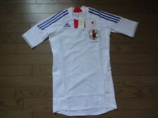 Japan 100% Authentic Player Issue Techfit Soccer Jersey Shirt 2XO 2010/11 Away