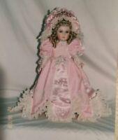 "2003"" VIENNA ROSE"" Doll by Patricia Loveless! BRAND NEW, LE, W/COA 140/200 NRFOB"