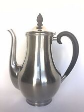 Vintage Towle 18/8 Stainless Steel Modern Large 6 Cup Coffee Pot