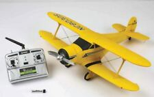 Rage R/c-Beechcraft Modelo 17 Staggerwing Micro Avião Rtf