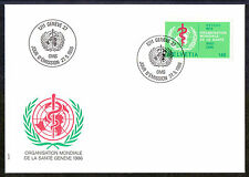 Handstamped First Day Cover European Stamps