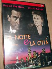 La notte e la città dvd originale Cecchi Gori SIGILLATO-Robert De Niro