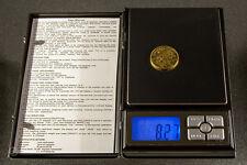 Kieszonkowa Waga Professional Notebook 500 g x 0,01g - EW005