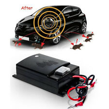 Car Vehicle Ultrasonic Control Mouse Rodent Pest Animal Repeller Deterrent 12v