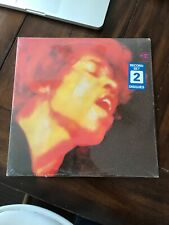 Jimi Hendrix - Electric Ladyland Lp SEALED Canada w/ Hype Sticker Psych Rock