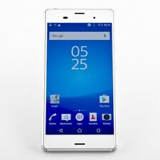 Sony Xperia Z3 D6603 weiß Android Smartphone 5,2 Zoll 20 Megapixel