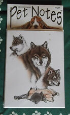 Wolf Note Cards
