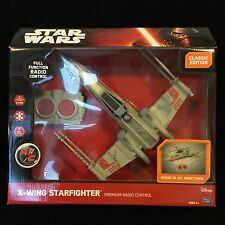 Star Wars X-Wing Disney Remote Controlled Toy Boxed Unopened & New For Sale