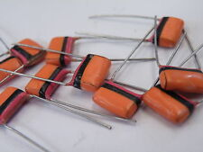 10 Pcs Mullard C280 Tropical Fish Vintage Capacitors 250V 33nF = 0.033uF =333