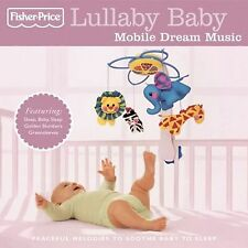 Fisher Price Lullaby Baby Mobile Dream Music [CD]  #45