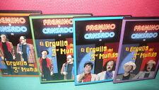 FAEMINO Y CANSADO - 4 DVDS - EL ORGULLO DEL 3 MUNDO