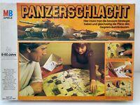 Panzerschlacht von MB Brettspielklassiker Strategie Taktik Wargame