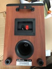 polk audio speakers TSi100 CHERRY