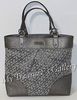 New Tommy Hilfiger TH Logo Tote Handbag Purse Shoulder Bag, MSRP $89 NWT