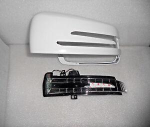 Driver Side Mirror Cap Housing/Mirror Cover W/Light Mercedes GLA CLA 180 200 250