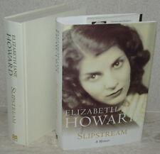 SIGNED: Slipstream: A Memoir ~ Elizabeth Jane Howard ~ 2002 1st/1st HcDw NrAsNew