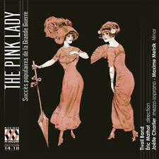 Tivoli Band : The Pink Lady: Succès Populaires De La Grande Guerre CD (2018)