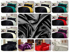 Polyester Solid Pattern Bedding Sets & Duvet Covers