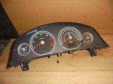VAUXHALL VECTRA C 2004 2.2 16V DTI MANUAL WITH ABS SPEEDO CLUSTER 13144742WA
