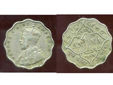 INDE britannique  1 anna 1935