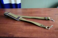 Vintage Authentic Soviet, rifle Carrying Slings with two hooks