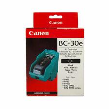 Canon Druckkopf/Patrone BC-30e Black 4608A002, BJC-3000 BJC-6000 Serie, OVP (np)