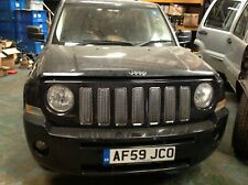 JEEP PATRIOT FRONT RADIATOR GRILLE BREAKING 2007 - 2011