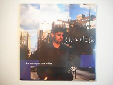 CHARLELIE : LA MUSIQUE DES VILLES [ CD SINGLE NEUF PORT GRATUIT ]