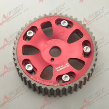 New Cam Pulley Timing Gear Wheel For Toyota Supra 2JZ Automotive Aluminum Red