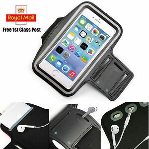 Gym Running Sports Workout Armband Phone Case Cover For Samsung Galaxy J6 Plus