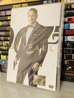 007 SKYFALL - NUOVO DVD ITA PRIMA STAMPA - In Italiano ORIGINALE