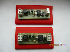 Speaker Protection 2 PCBs for Stereo Amplifier