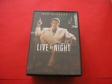 "DVD,neuf,""LIVE BY NIGHT"",ben affleck,chris cooper,elle fanning,etc"