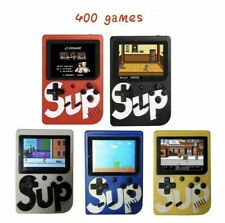 400in1 Gameboy Style Console Retro Handheld SUP Mini Classic Game 1020mAh [US]