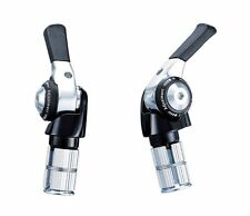 microSHIFT TT Bar End Shifters BS-A09 (2/3*9) Speed Compatible For Shimano Bike