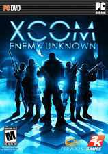 XCOM: Enemy Unknown (PC, 2012) Factory Sealed