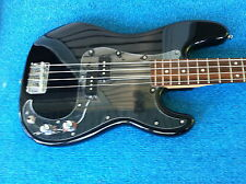 "FENDER SQUIRE PRECISION BASS '01 China   ""CUSTOMIZED"""