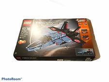 NEW open box LEGO Technic Air Race Jet 42066