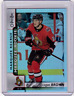 LOGAN BROWN 17/18 O-Pee-Chee OPC Update Rookie Rainbow Foil #625 Senators