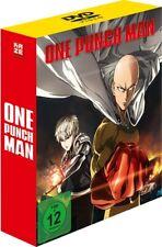 One Punch Man - Staffel 1 - Gesamtausgabe - DVD - NEU