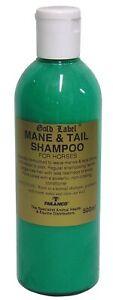 Gold Label Mane  Coat & Tail Shampoo/Conditioner 500ml
